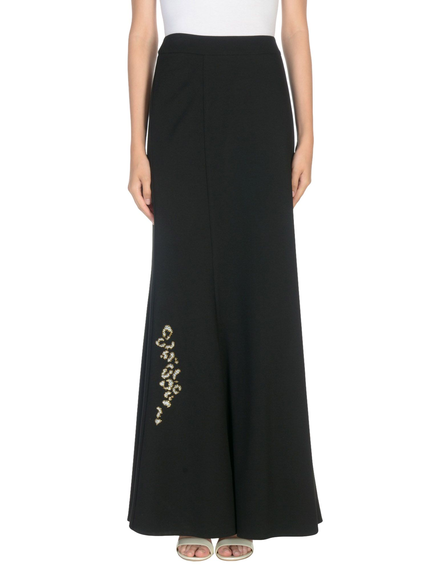 ELISA FANTI Длинная юбка elisa fanti повседневные брюки