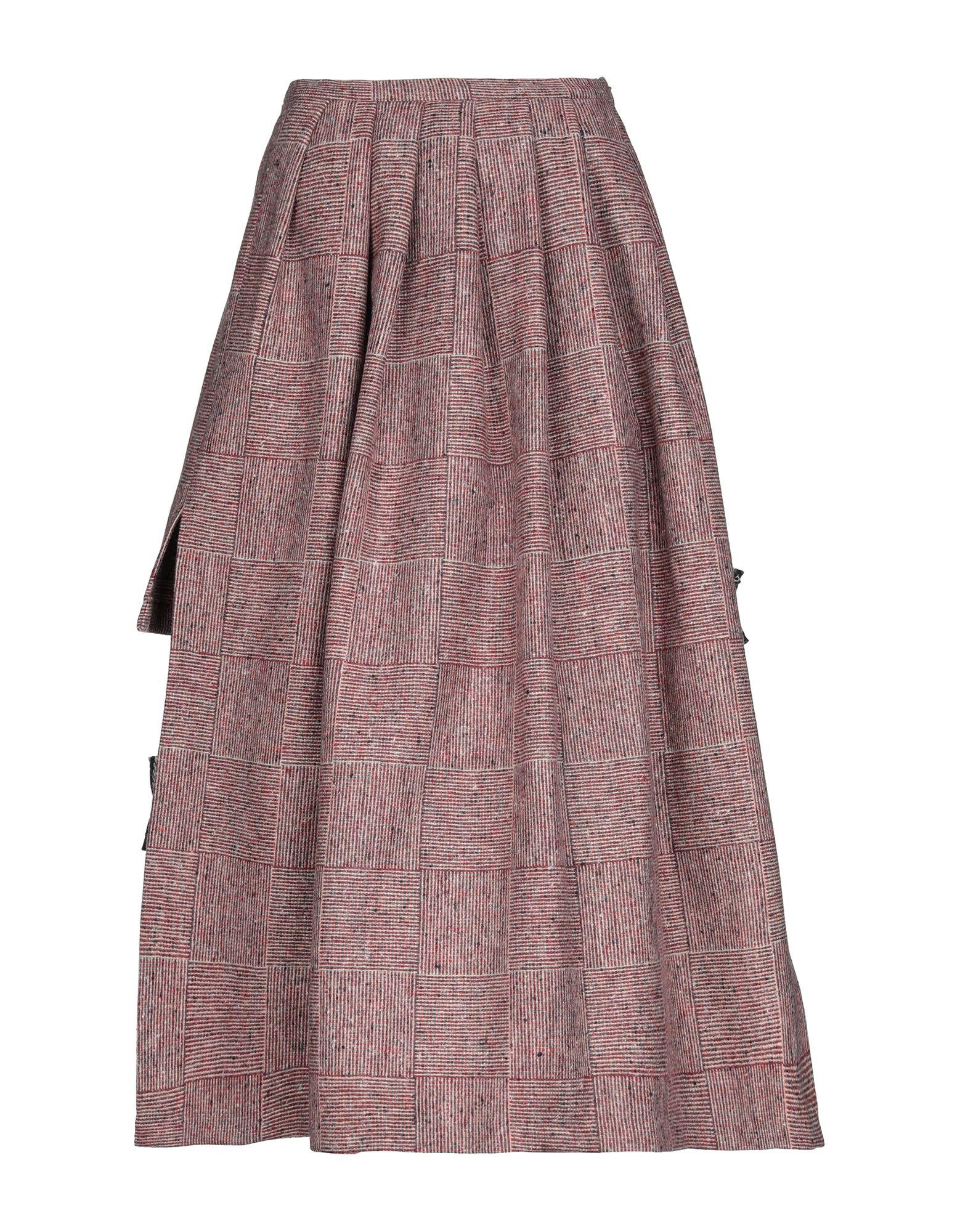 NATALIEBCOLEMAN | NATALIEBCOLEMAN 3/4 length skirts | Goxip