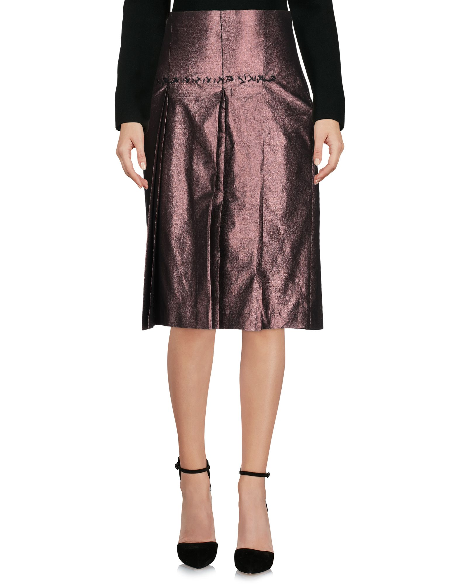 MALLONI Юбка длиной 3/4 moschino couture юбка длиной 3 4