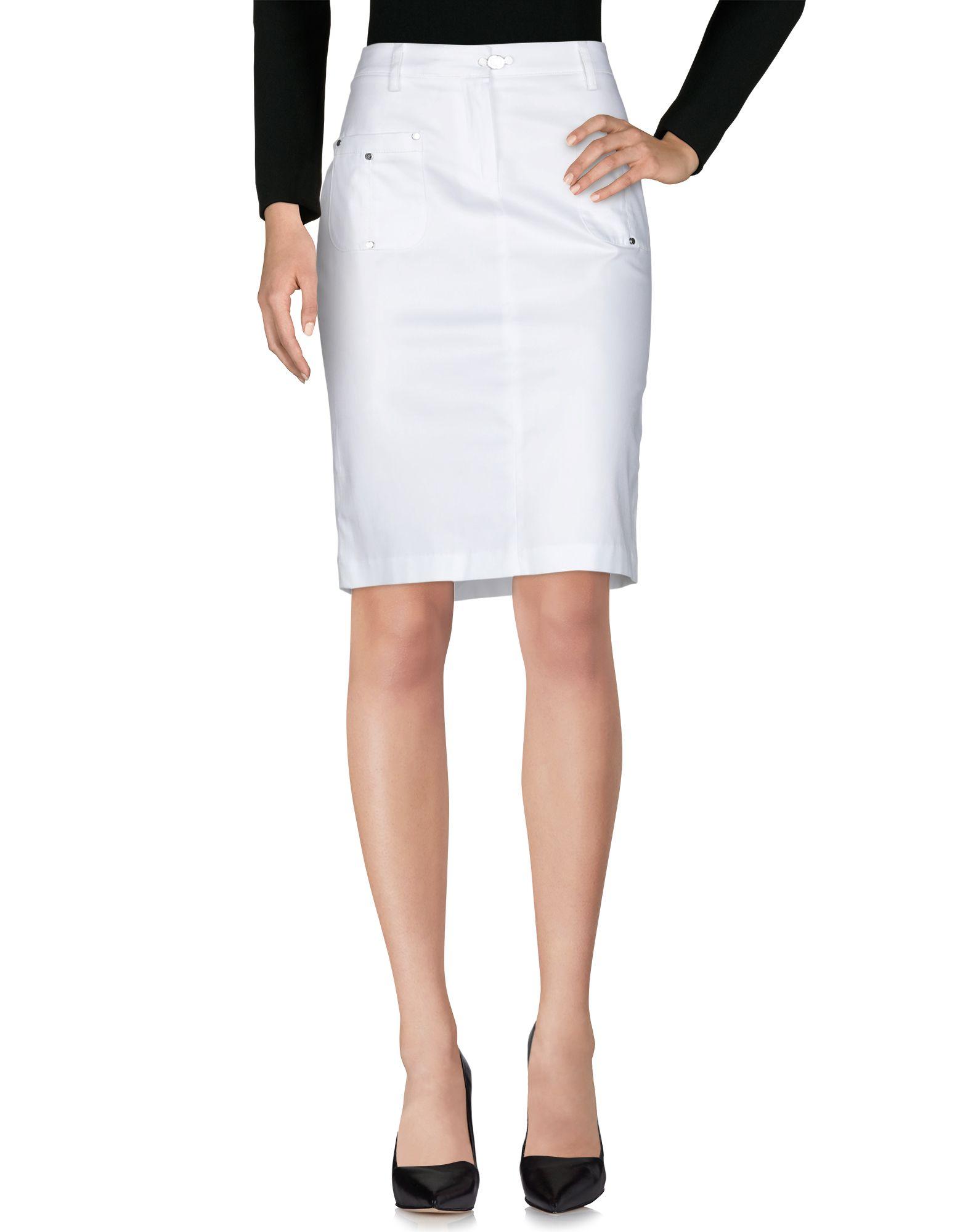 CRISTINAEFFE | CRISTINAEFFE Knee length skirts 35382060 | Goxip