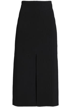 PROENZA SCHOULER Split-front stretch-knit midi skirt