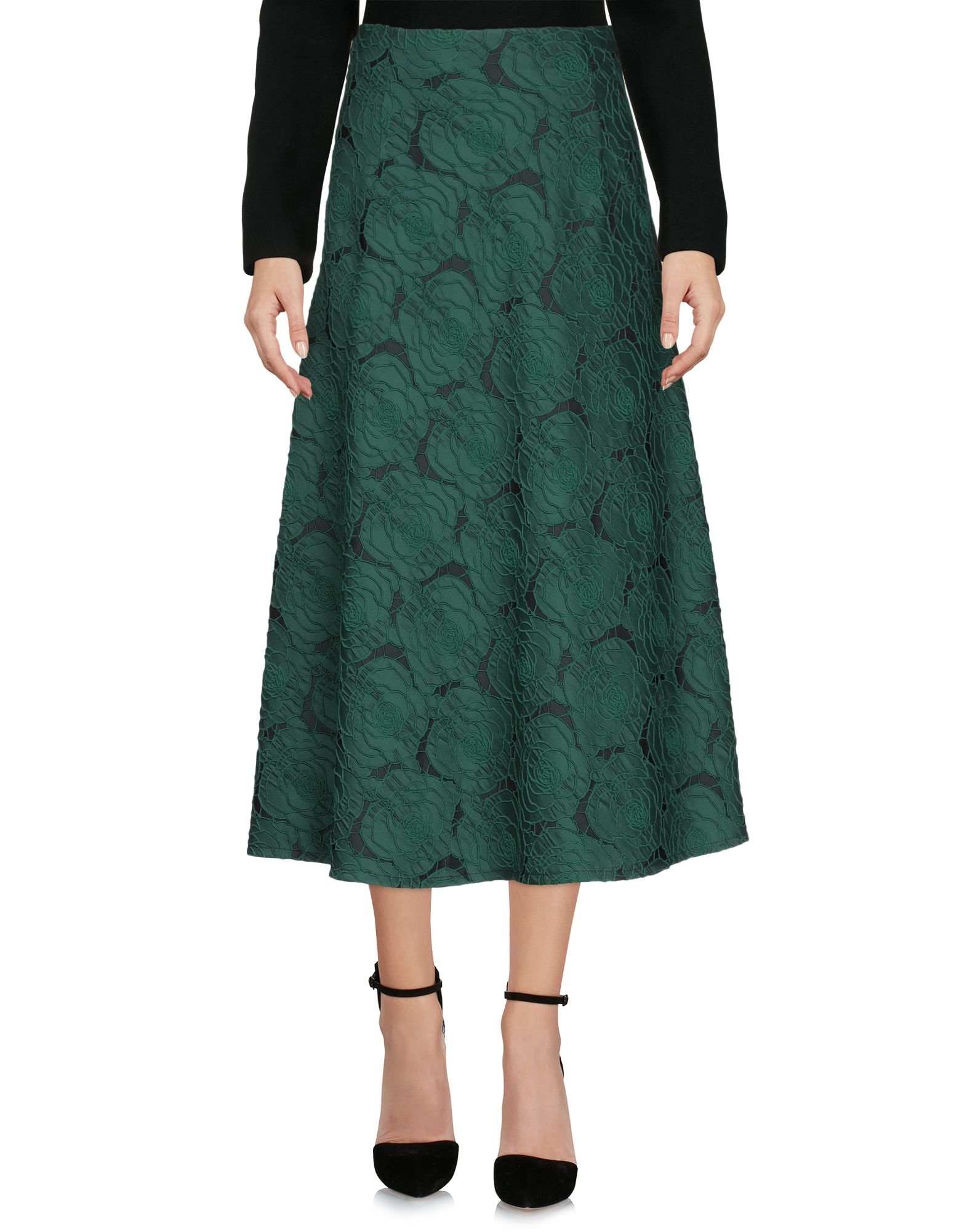 PAOLA PRATA Юбка длиной 3/4 moschino couture юбка длиной 3 4