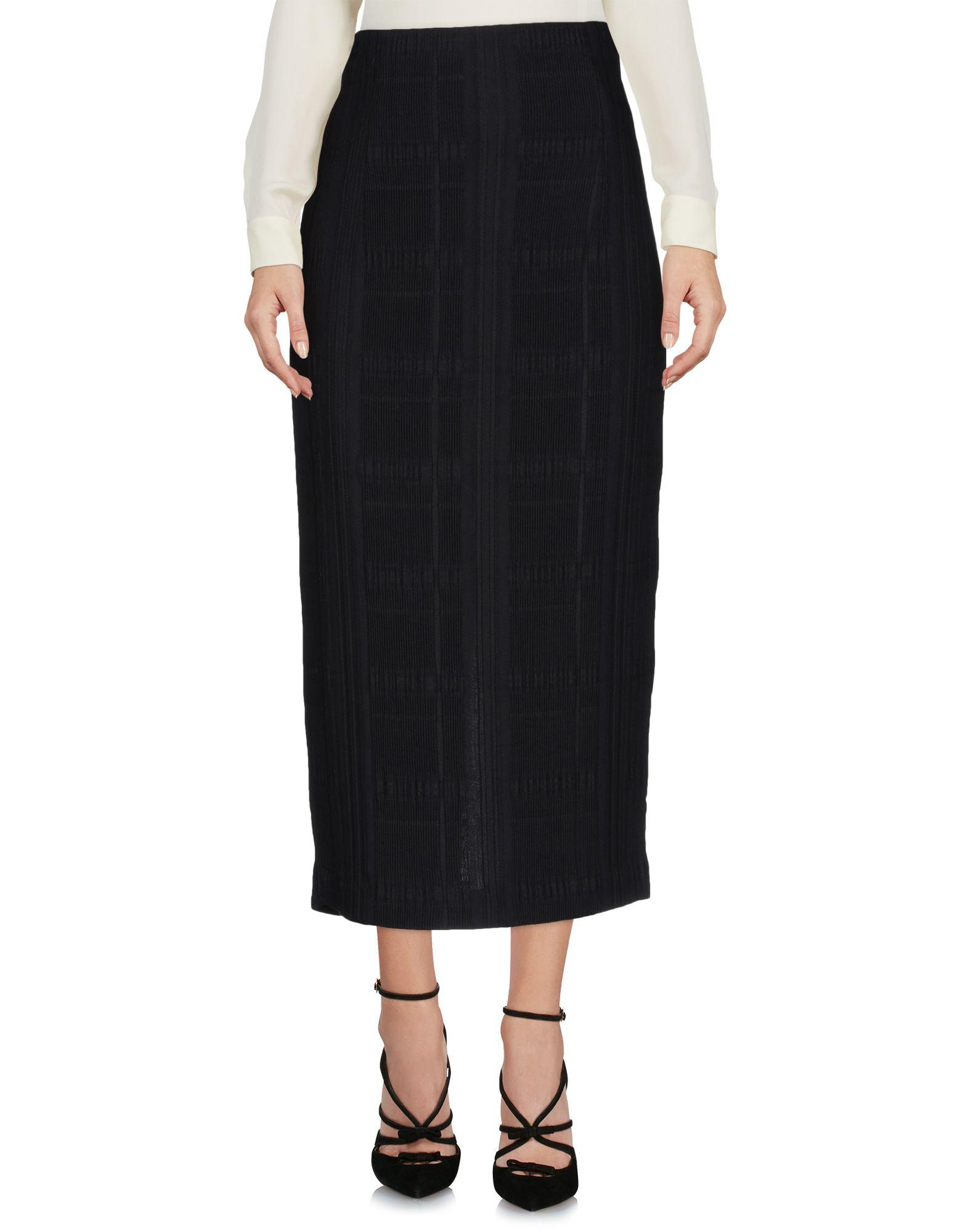 GARAGE NOUVEAU Юбка длиной 3/4 moschino couture юбка длиной 3 4