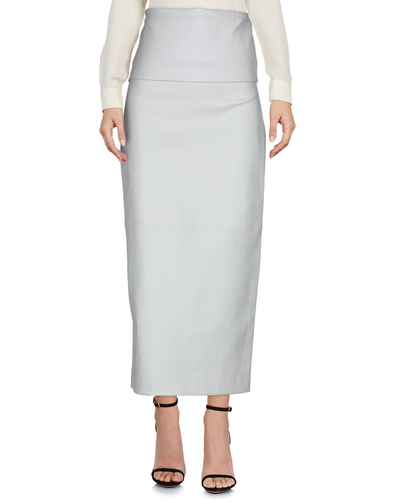 JIL SANDER Длинная юбка