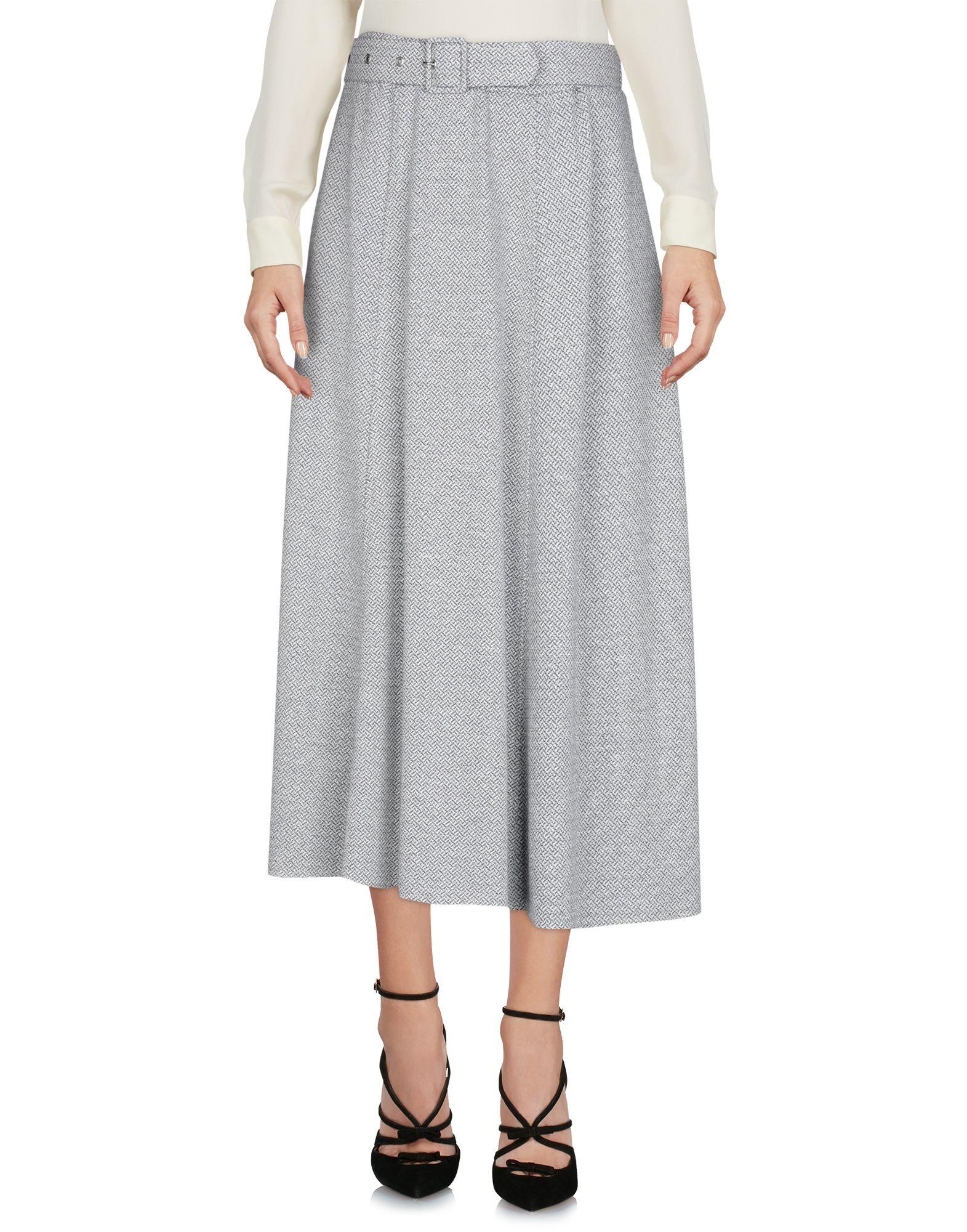 OTTOD'AME Юбка длиной 3/4 douuod юбка длиной 3 4