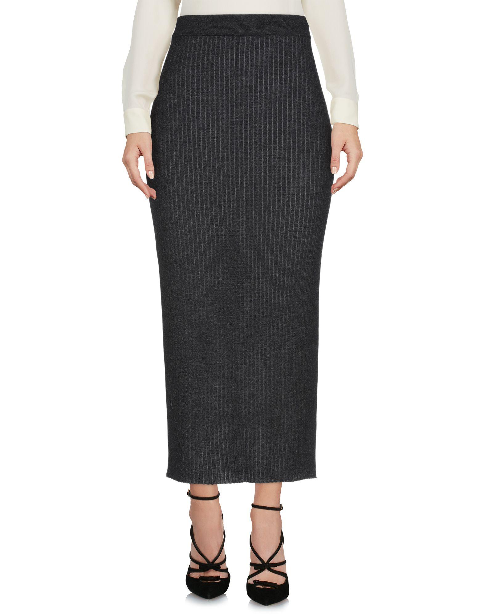 GOTHA Юбка длиной 3/4 moschino couture юбка длиной 3 4