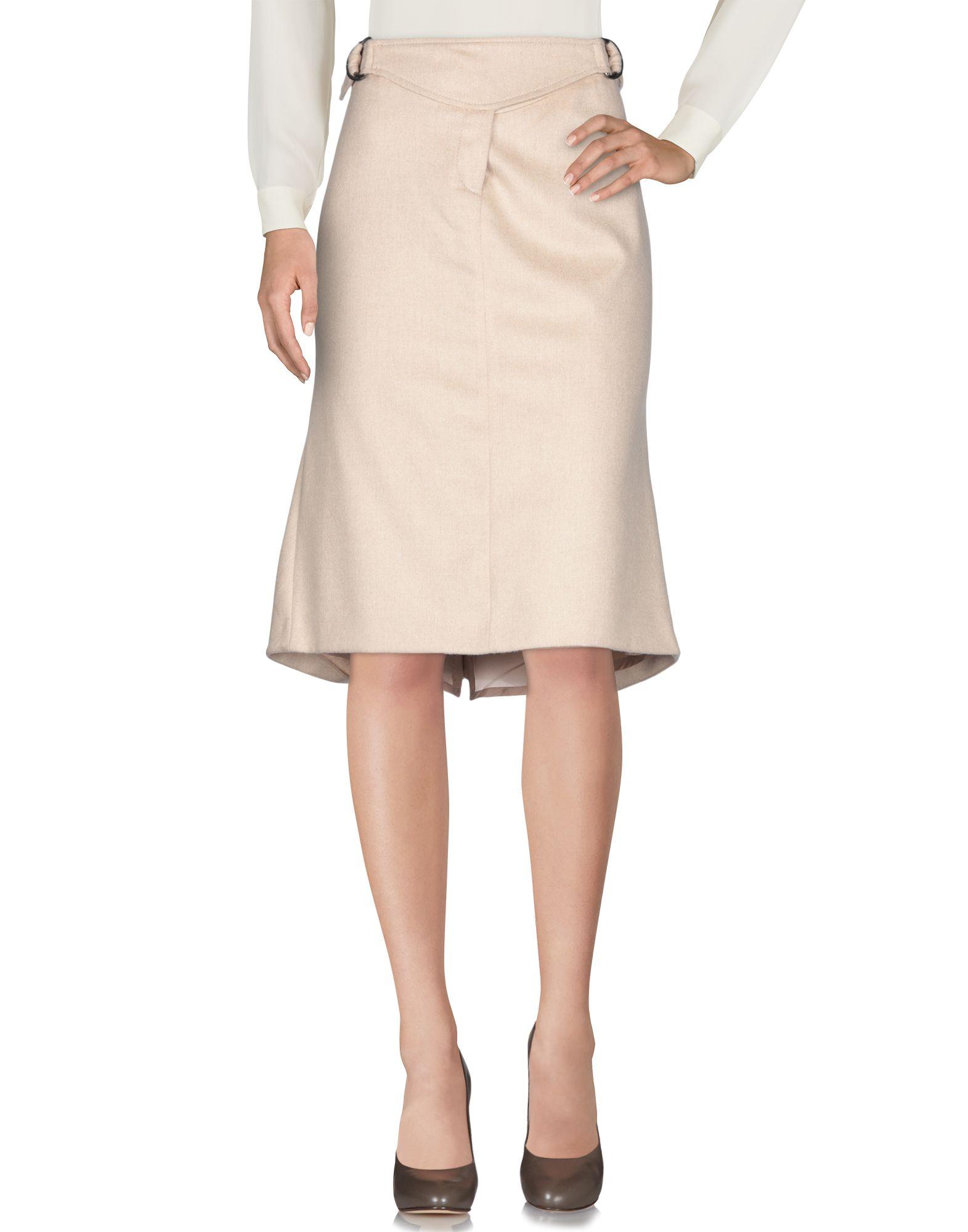 VALENTINO ROMA Юбка до колена valentino юбка с цветочной аппликацией