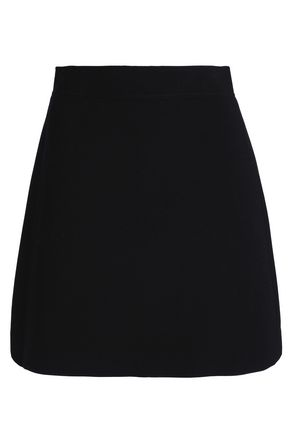 THEORY Crepe mini skirt