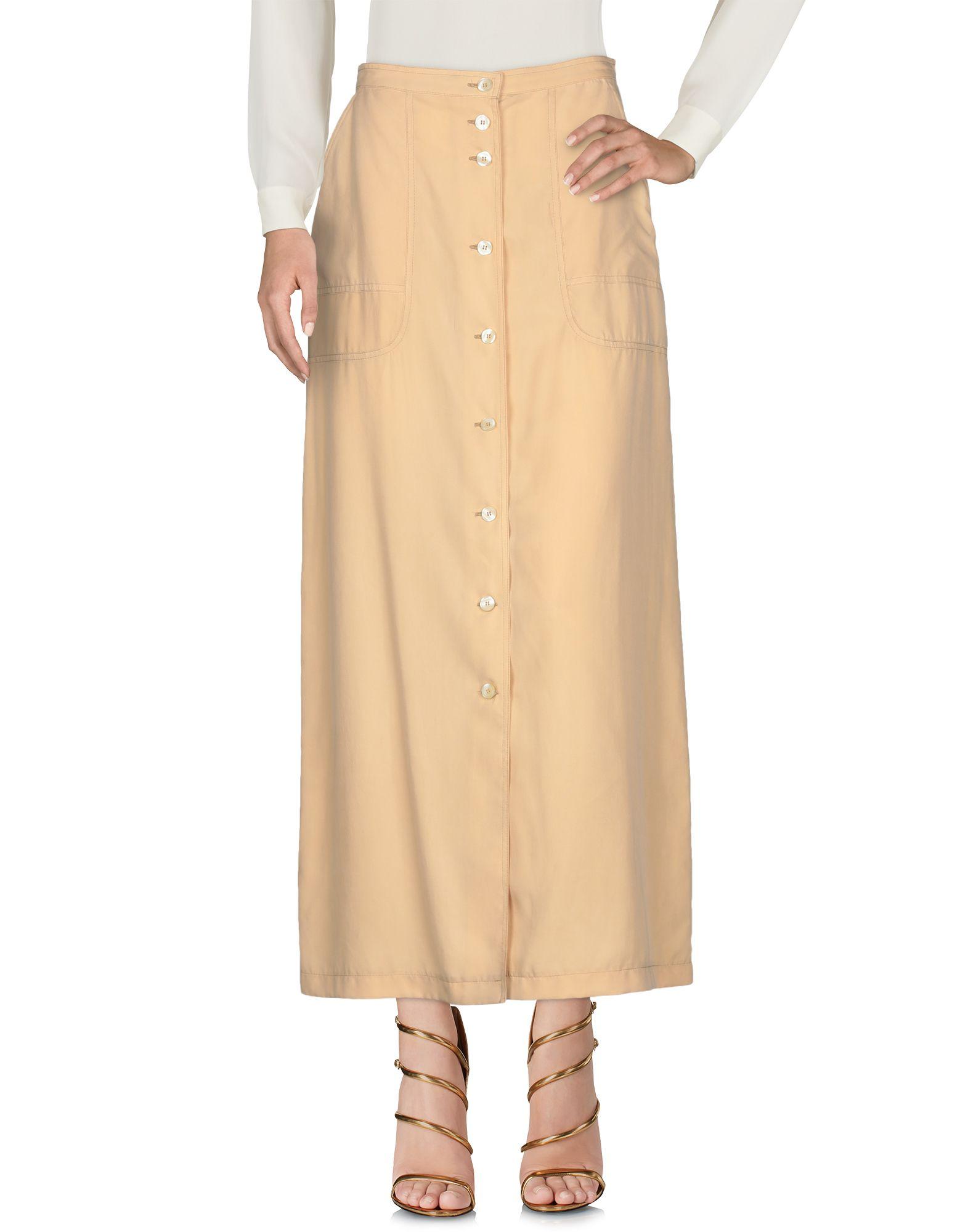 ROCCOBAROCCO JEANS Длинная юбка цены онлайн
