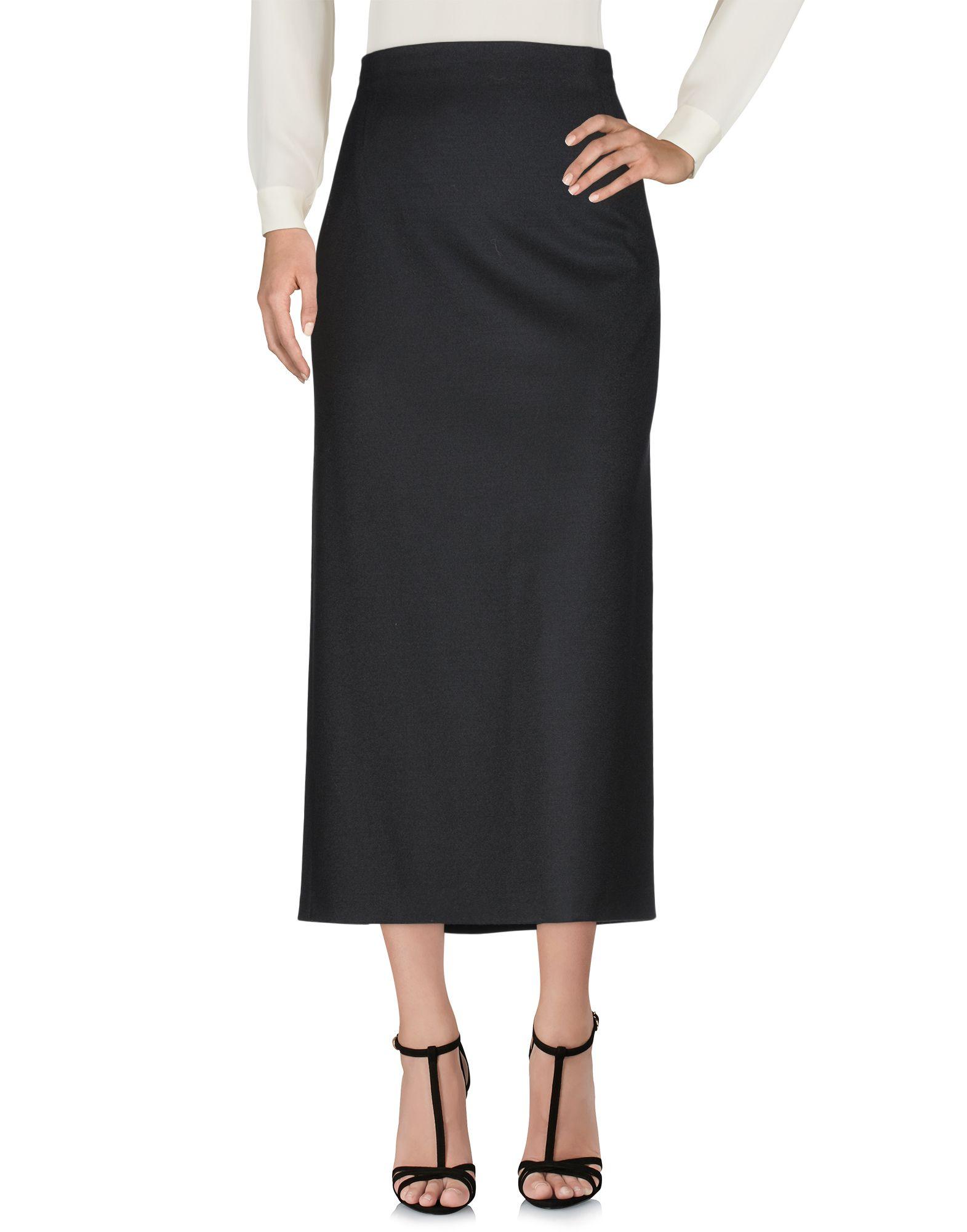 PAOLA ROSSINI Длинная юбка paola rossini пиджак