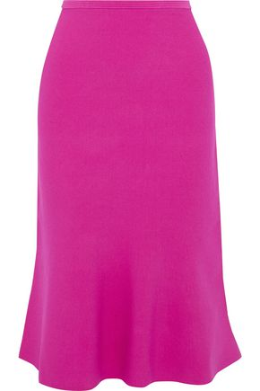 DIANE VON FURSTENBERG Stretch-knit skirt