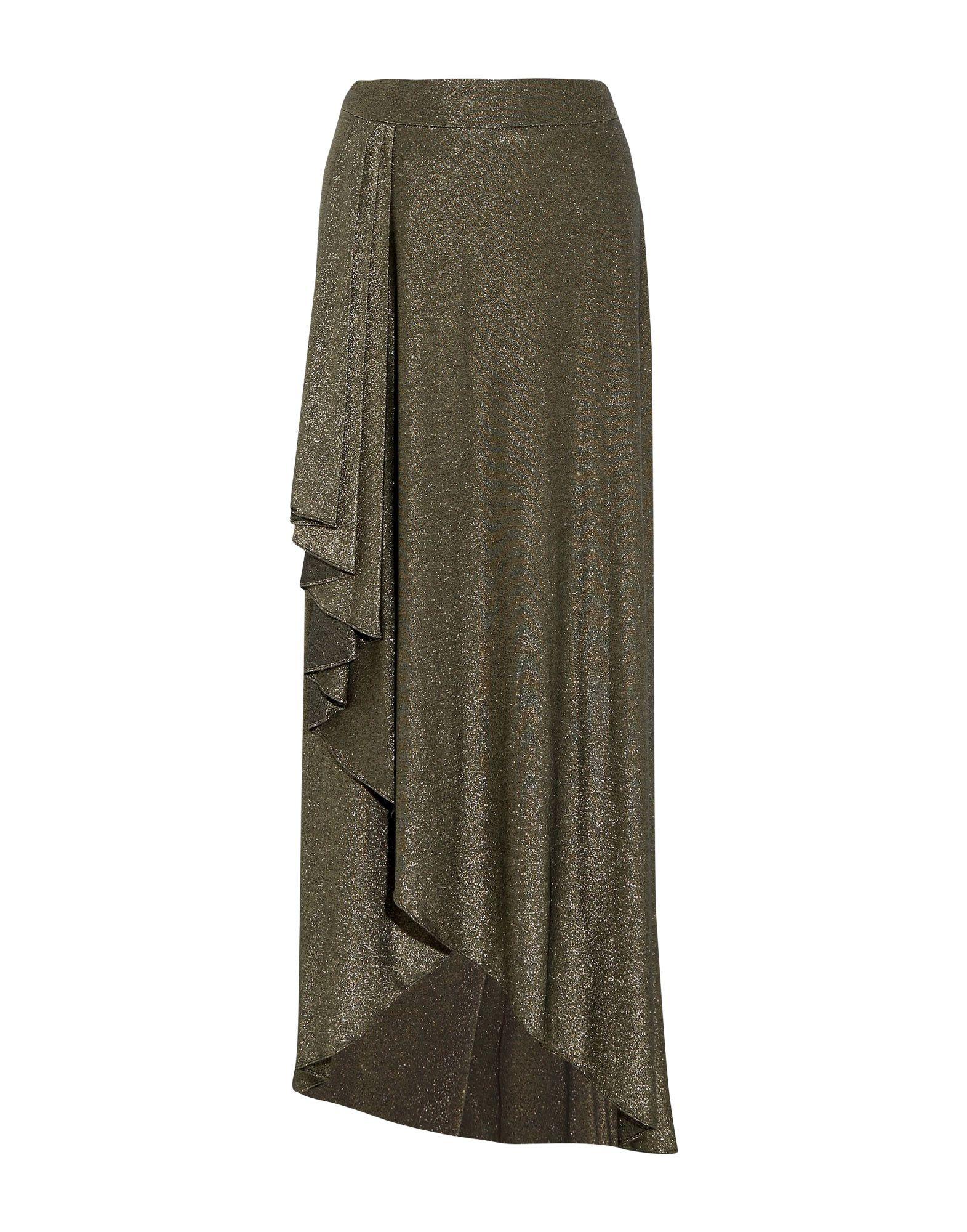 HAUTE HIPPIE Длинная юбка haute мини юбка