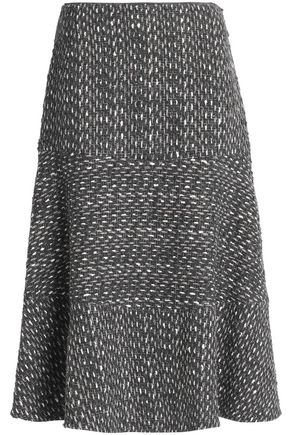 AGNONA Tweed skirt