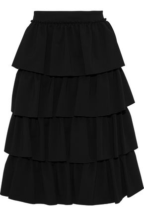 SIMONE ROCHA Tiered cady skirt