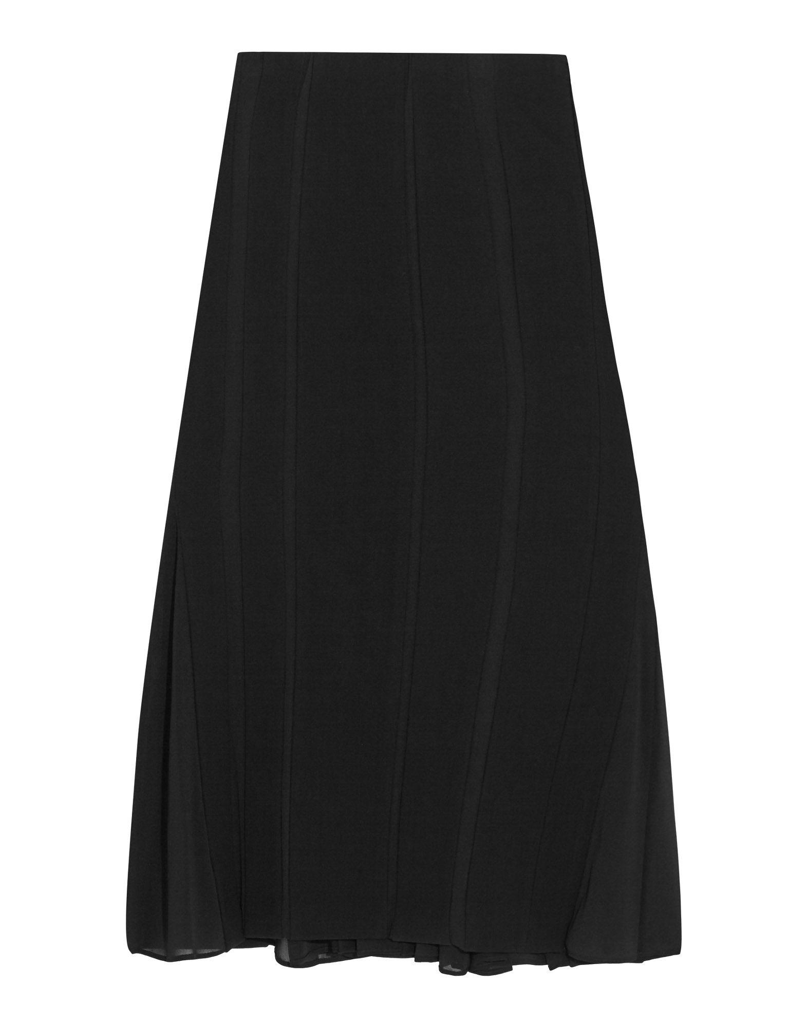 DONNA KARAN Юбка длиной 3/4 donna karan платье длиной 3 4