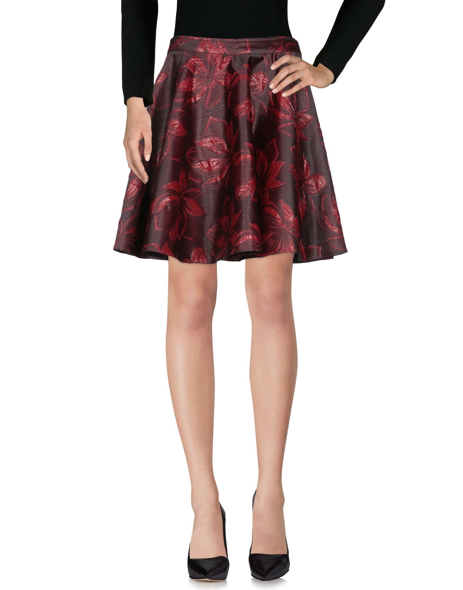 Kage Knee length skirt