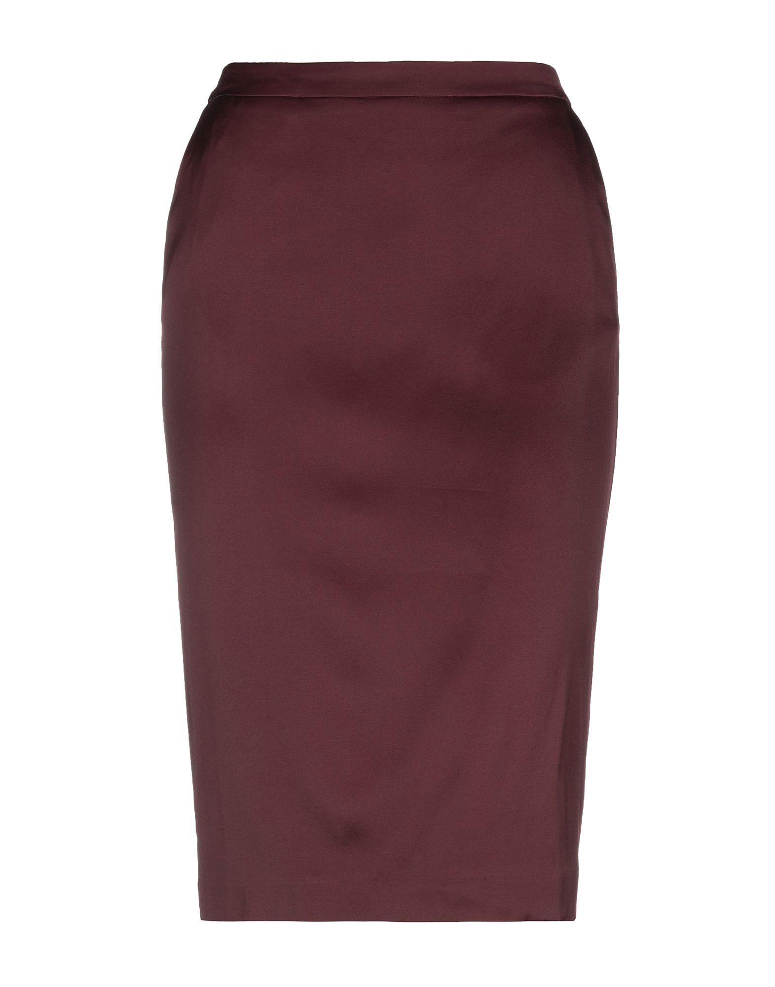 AGLINI Юбка длиной 3/4 jacquemus юбка длиной 3 4
