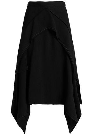 PROENZA SCHOULER Asymmetric crepe skirt