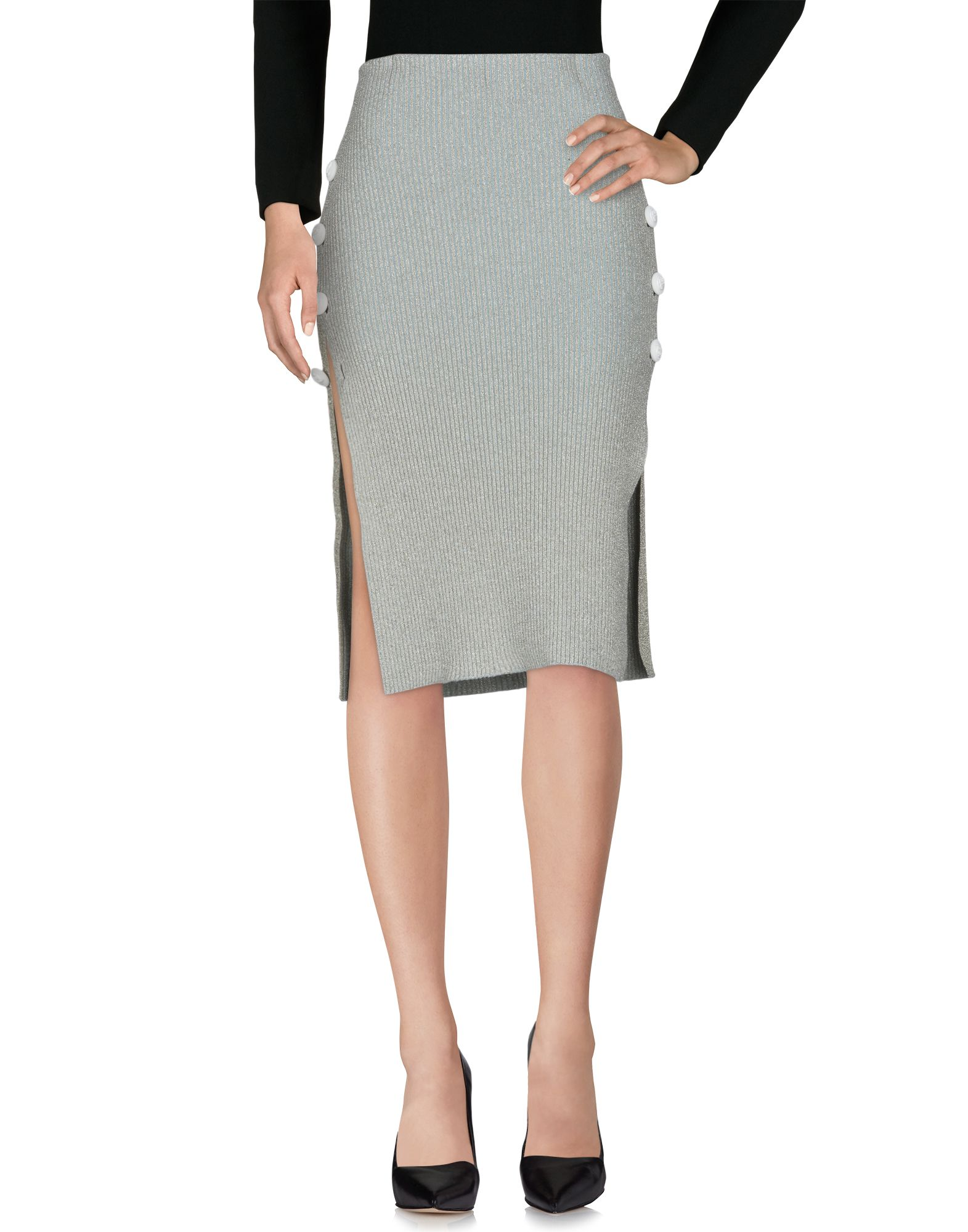 CEDRIC CHARLIER Юбка длиной 3/4 cedric charlier юбка–карандаш