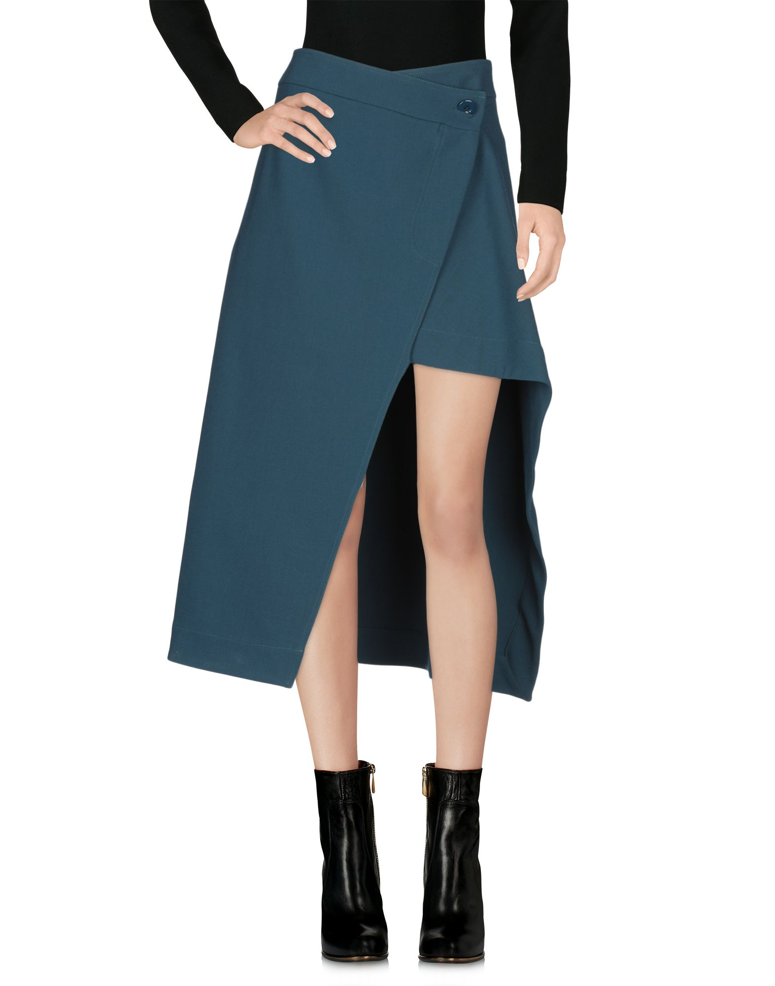 MARNI Мини-юбка marni хлопковая юбка с бантом