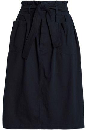 ANTIK BATIK ベルト付き コットン スカート