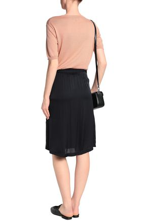 ENZA COSTA Twill skirt