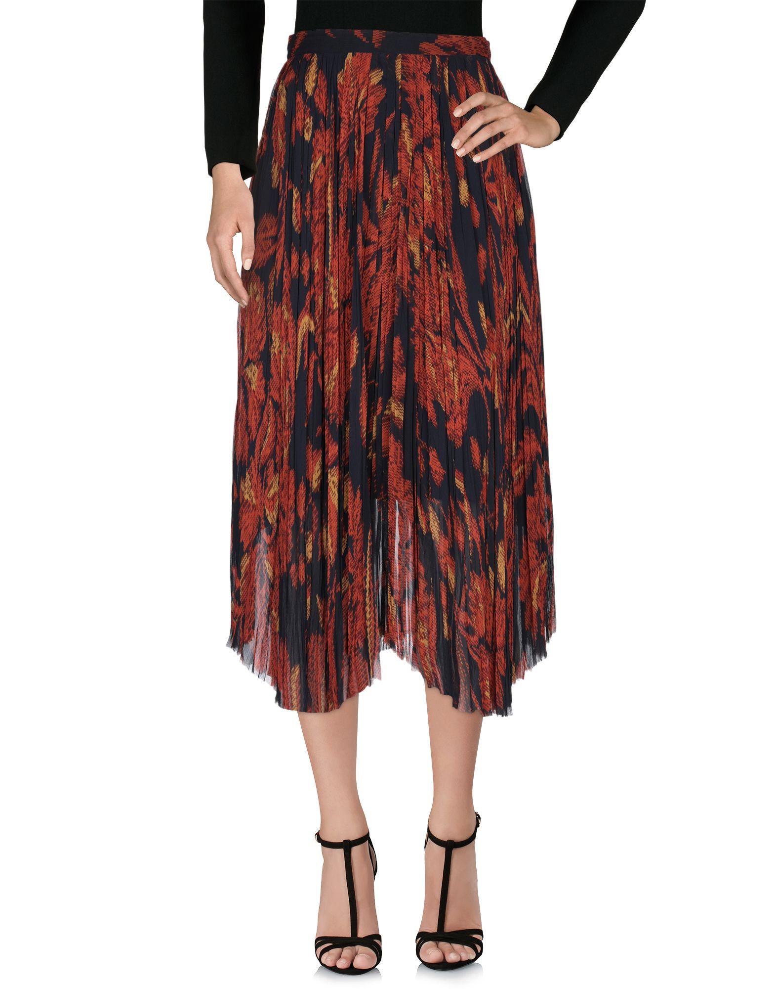 THAKOON Длинная юбка