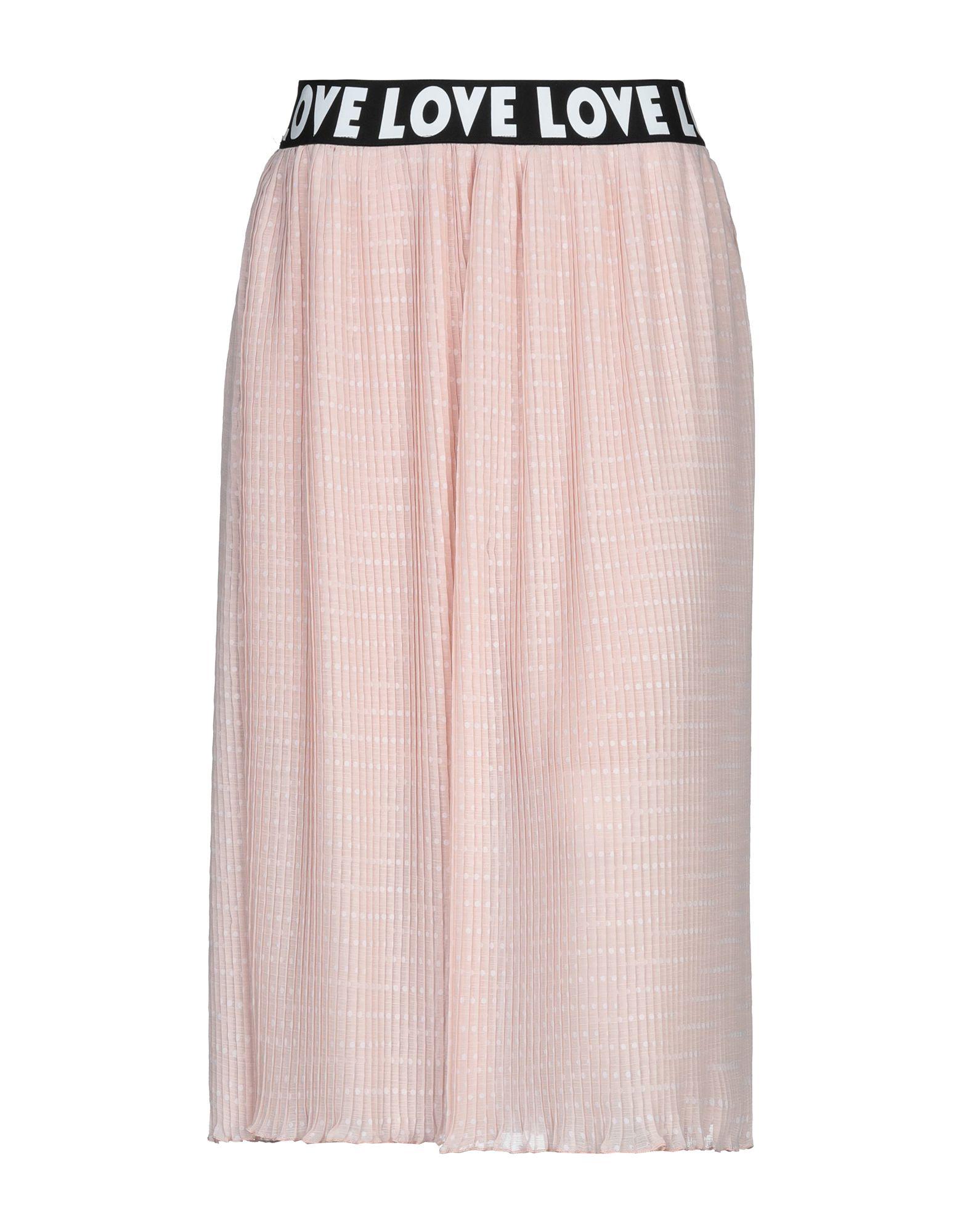 KATE BY LALTRAMODA Юбка длиной 3/4 laltramoda юбка до колена