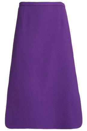 ROCHAS Crepe skirt