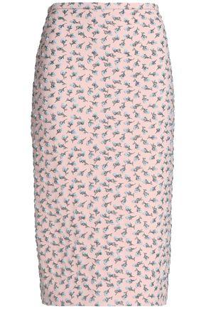 ROCHAS Jacquard skirt