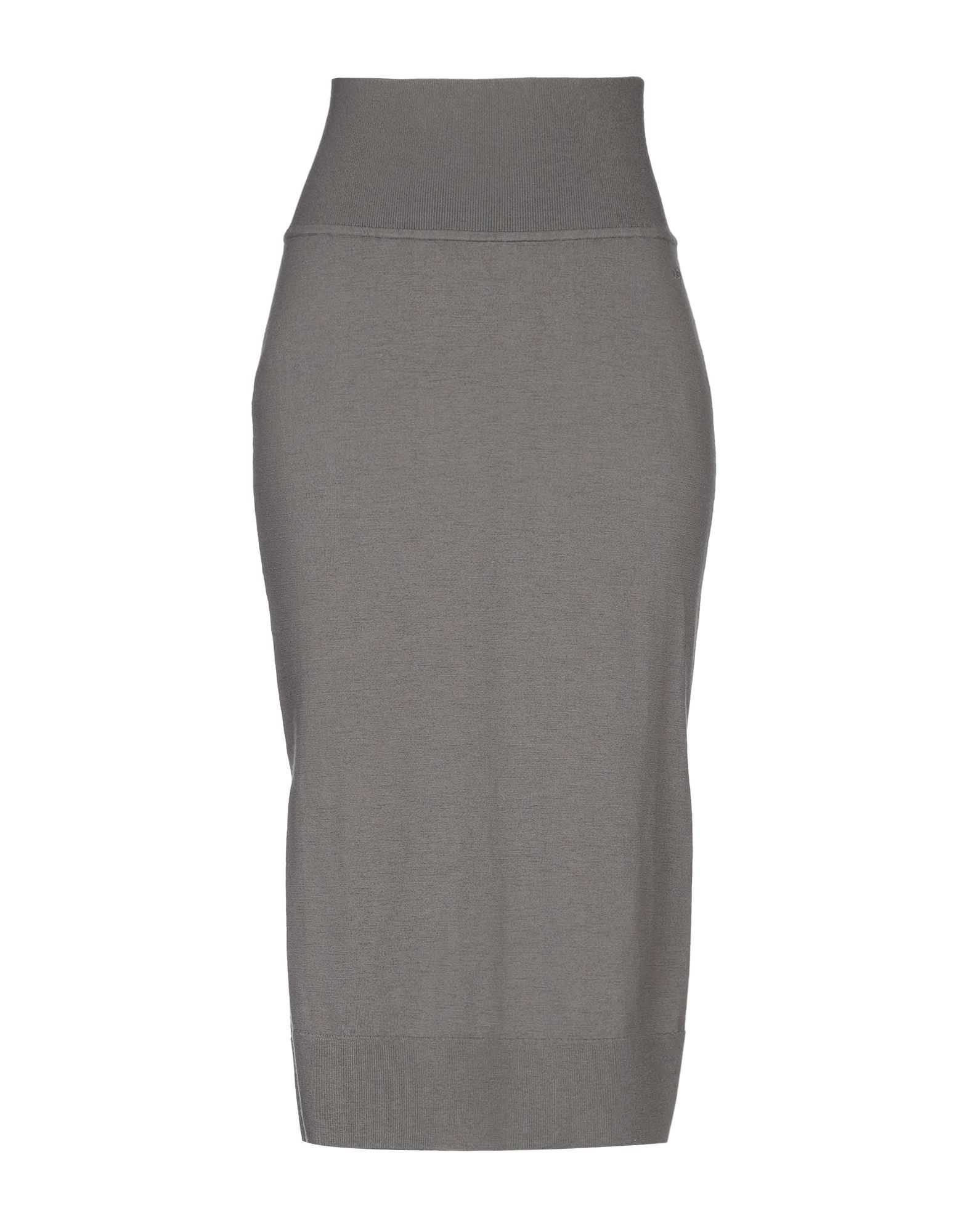 SMINFINITY 3/4 Length Skirts in Lead