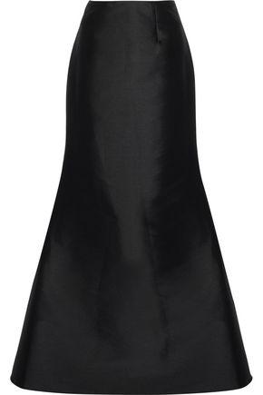 SACHIN & BABI Wells duchesse satin-twill maxi skirt