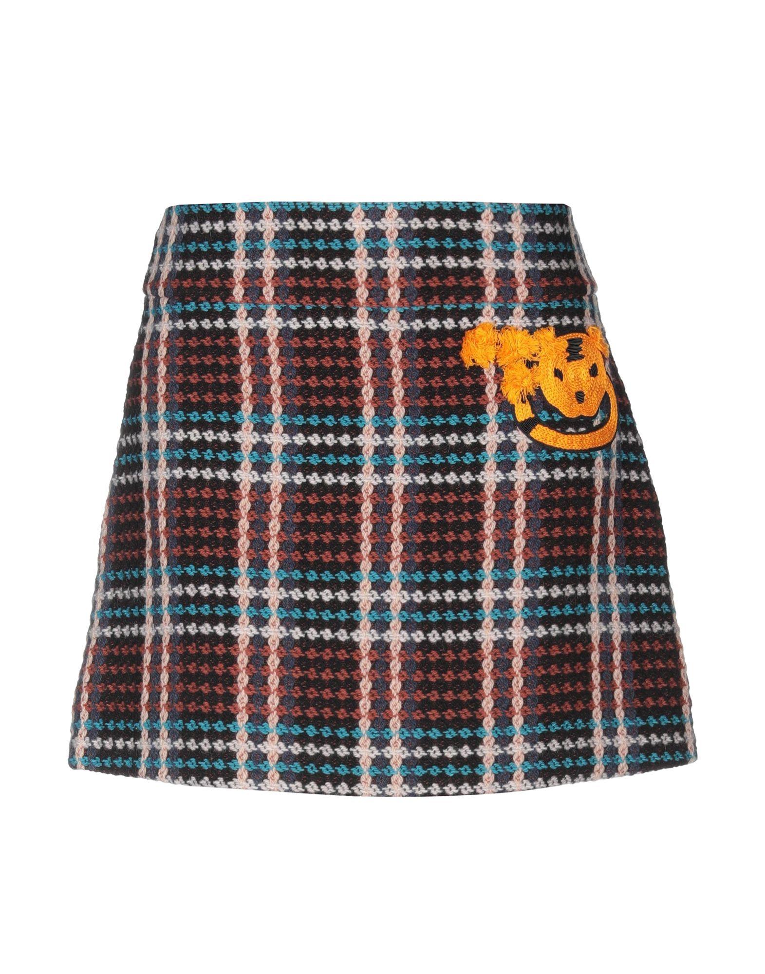 AU JOUR LE JOUR Мини-юбка au jour le jour мини юбка