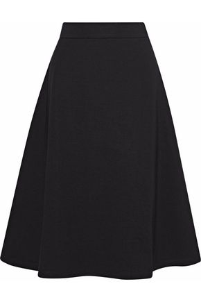 IRIS & INK Hayley stretch-knit skirt