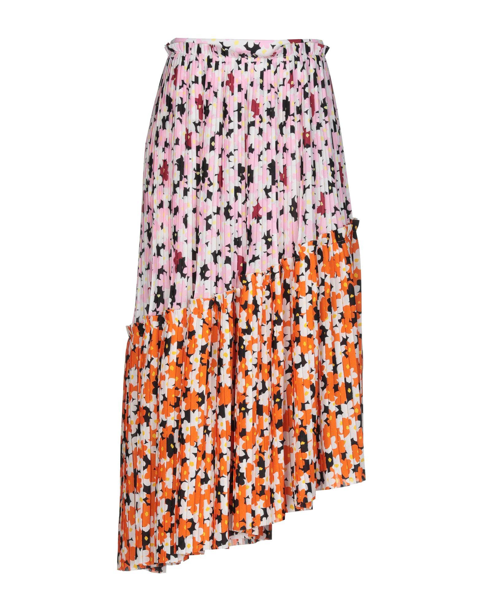 KENZO Юбка длиной 3/4 юбка с цветочным принтом kenzo ут 00001022