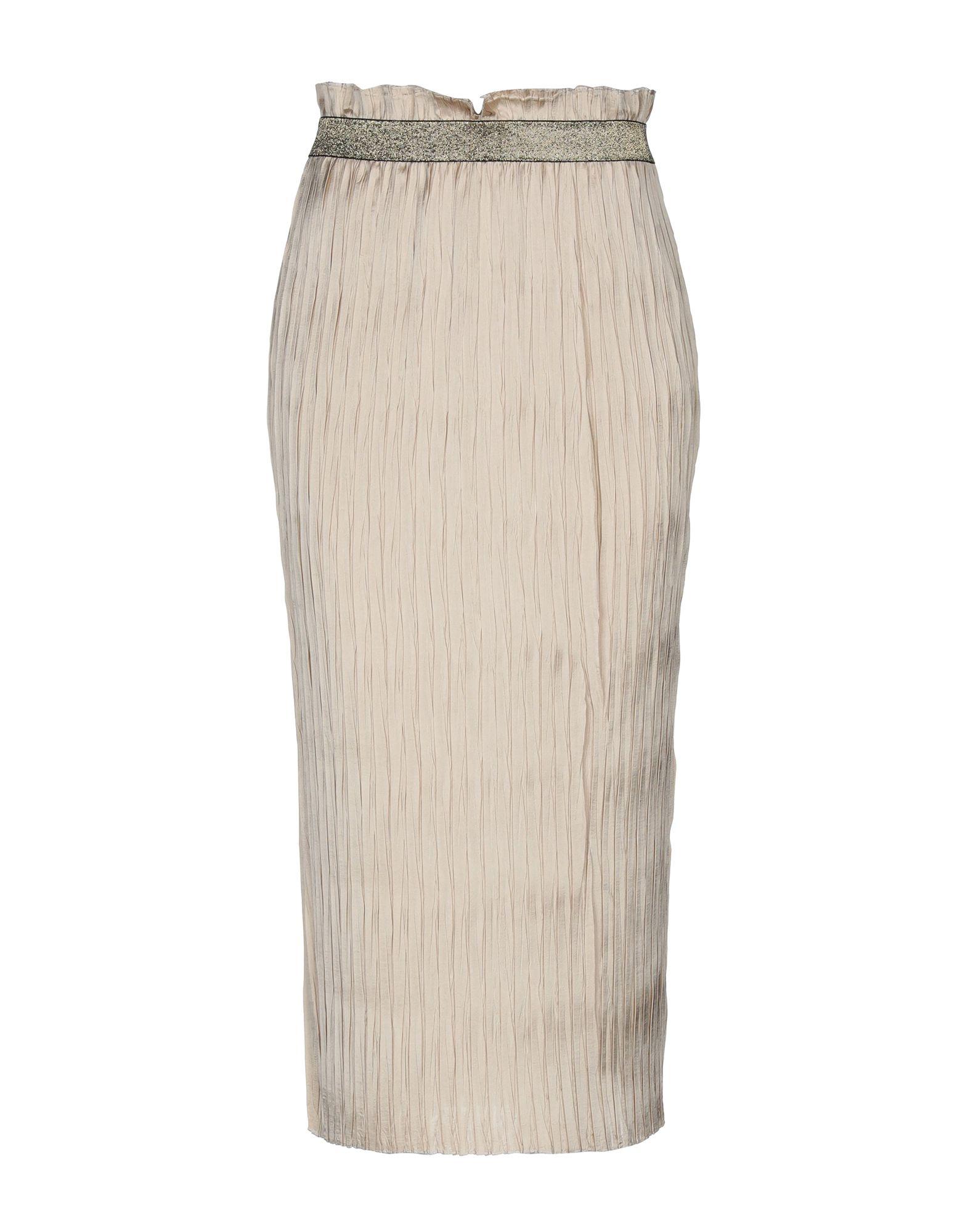 KATIA GIANNINI Юбка длиной 3/4 katia g юбка длиной 3 4