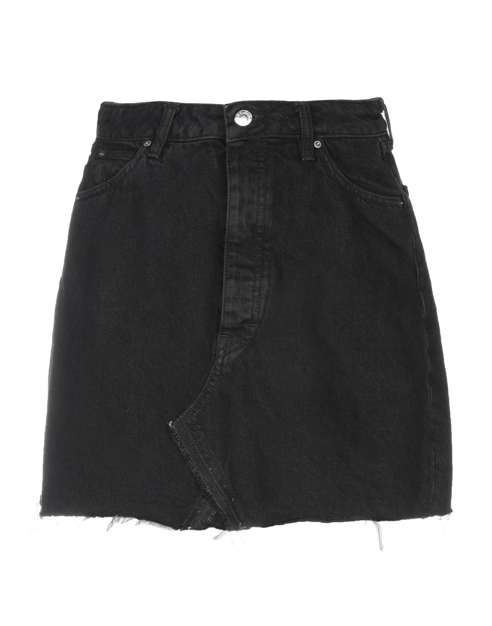 IRO.JEANS Джинсовая юбка юбка джинсовая с нагрудником и лямками barkito деним голубой