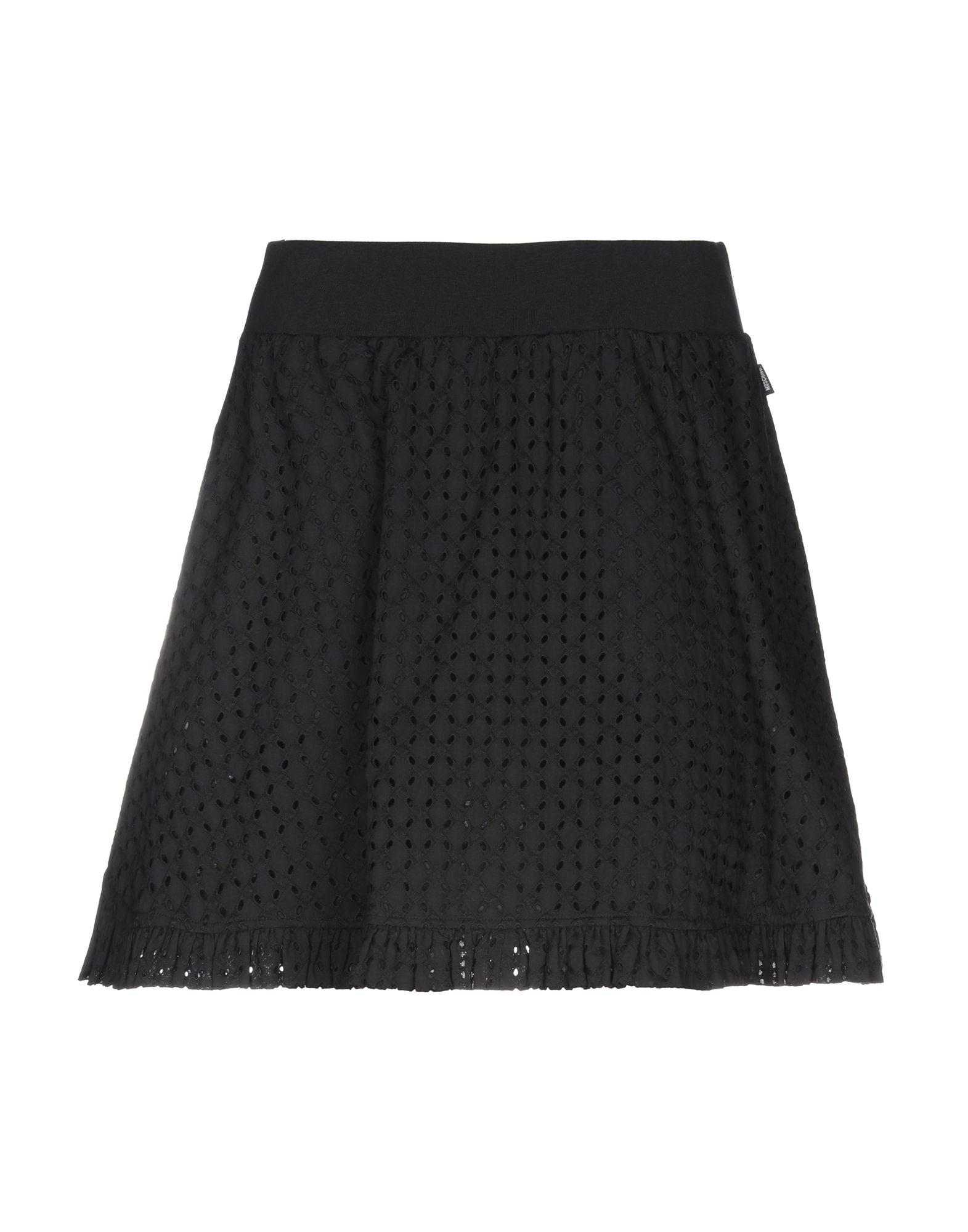 купить LOVE MOSCHINO Мини-юбка по цене 16000 рублей