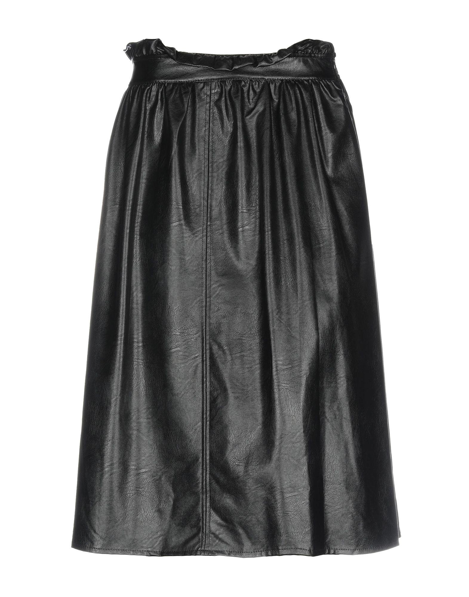 MISS MISS by VALENTINA Юбка длиной 3/4 miss borsalino мини юбка