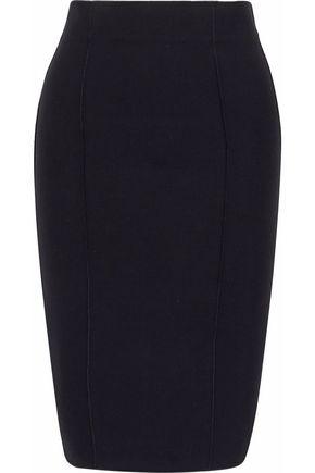 AMANDA WAKELEY Pixel two-tone cady pencil skirt