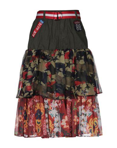 MUST SKIRTS 3/4 length skirts Women