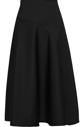 IRIS & INK Stacey stretch-knit skirt