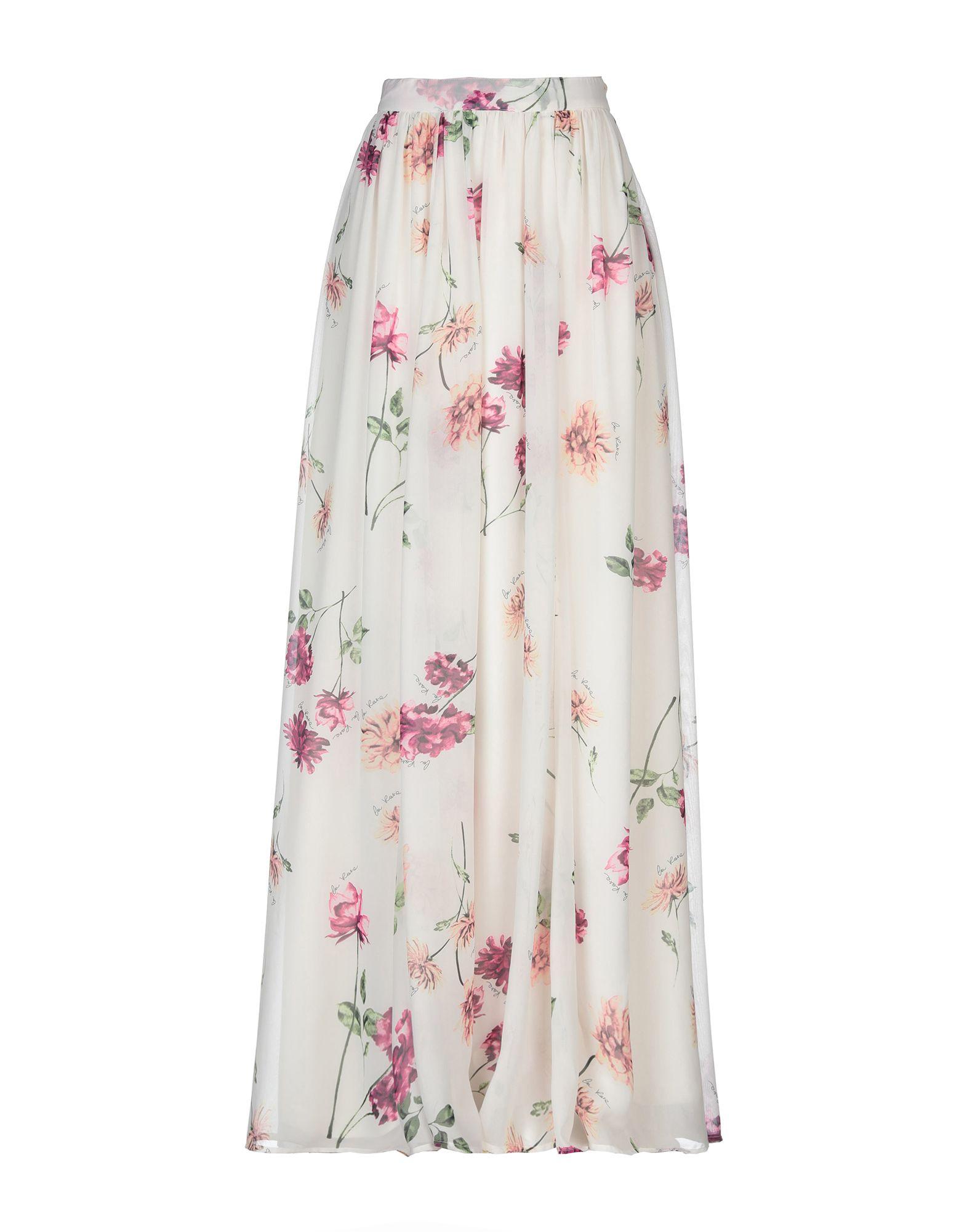 все цены на LA KORE Длинная юбка онлайн