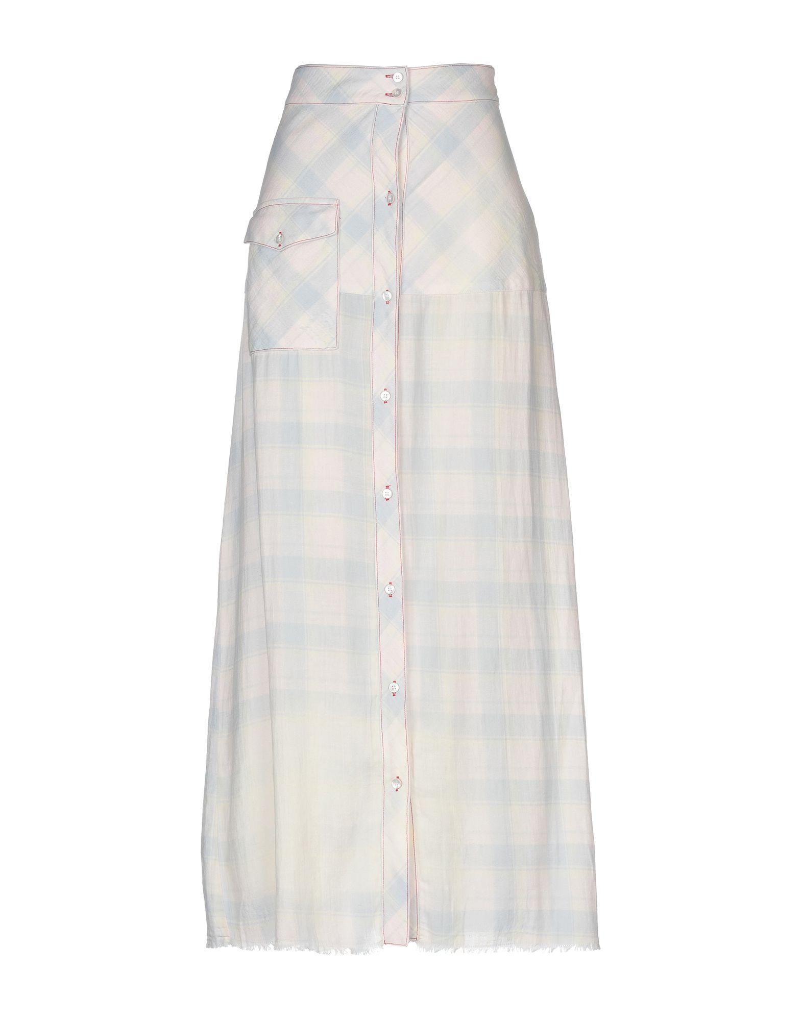FAP FILLES A PAPA Длинная юбка fap filles a papa юбка длиной 3 4