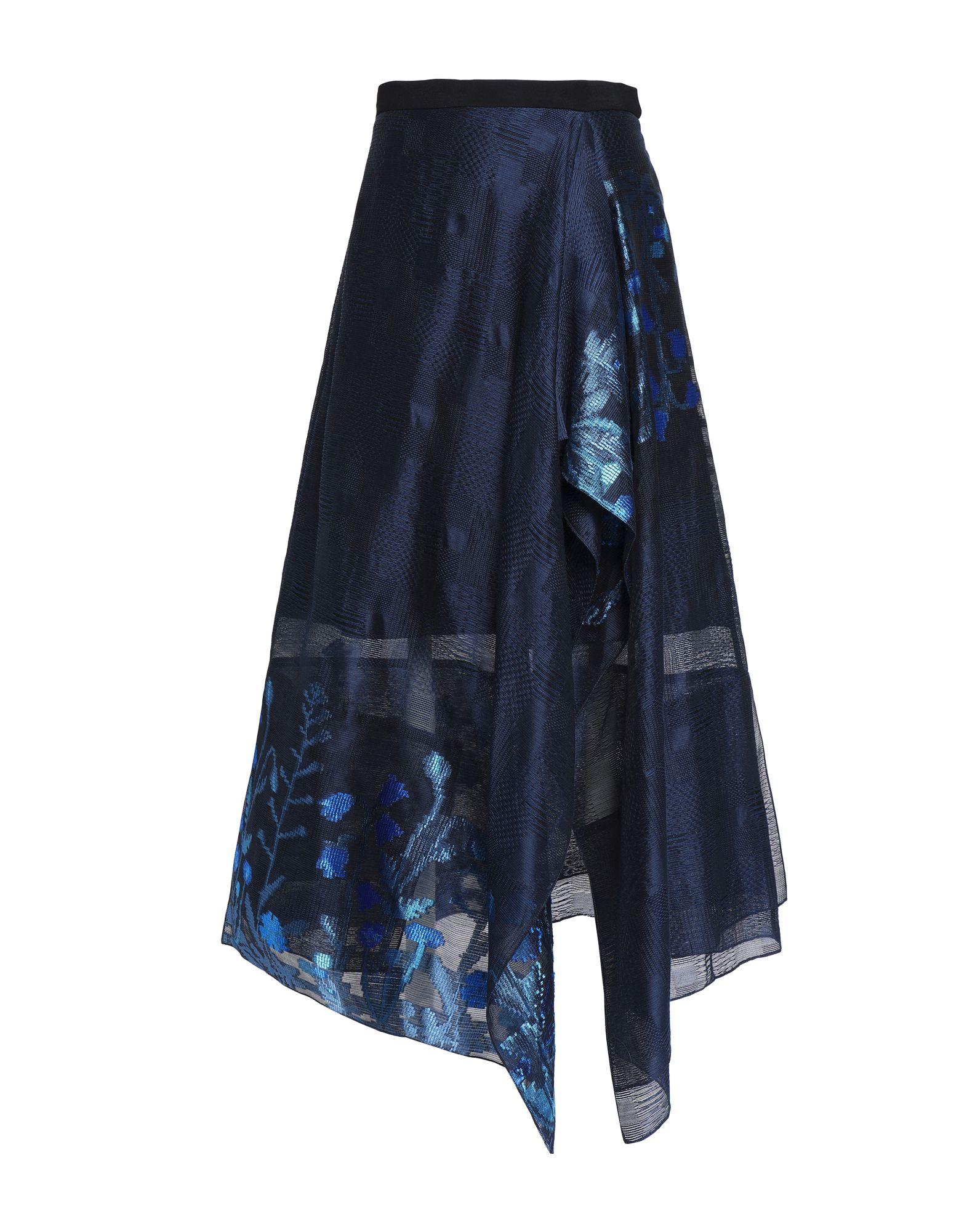 ROLAND MOURET Длинная юбка