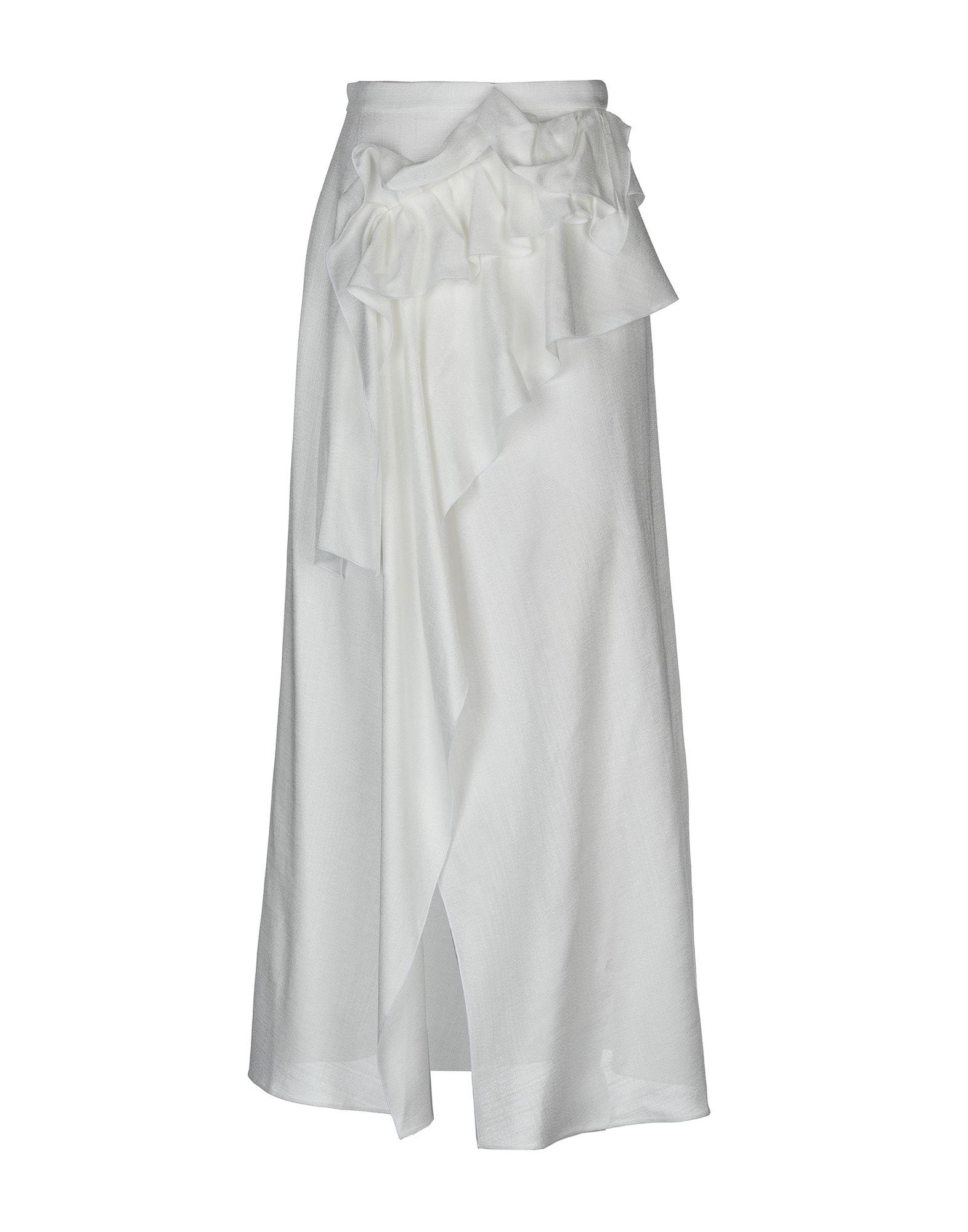 DELPOZO Длинная юбка delpozo сумка на руку