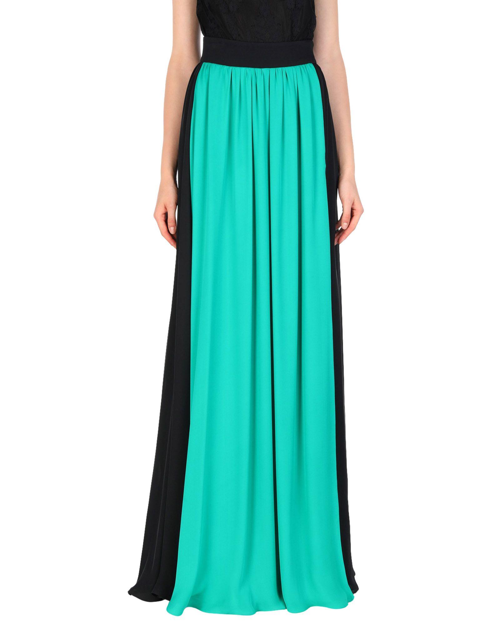 цены на FAUSTO PUGLISI Длинная юбка в интернет-магазинах