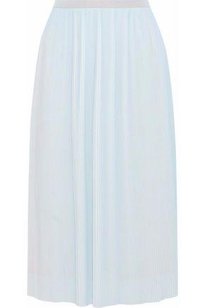 RACHEL GILBERT Naya plissé dégradé chiffon skirt