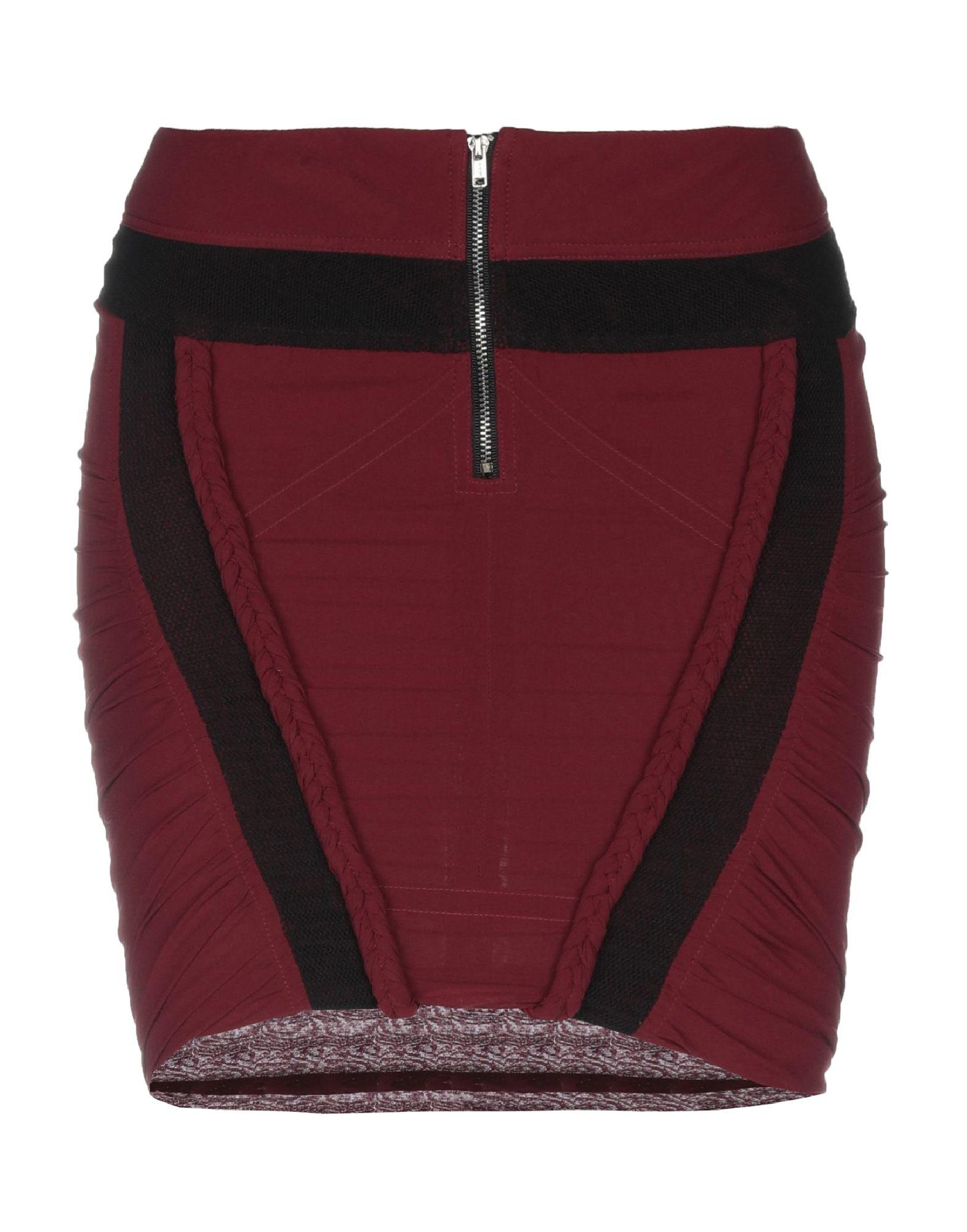IRO Юбка до колена iro мини юбка
