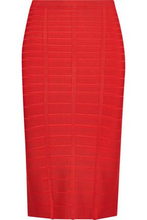 HERVÉ LÉGER Sia bandage pencil skirt
